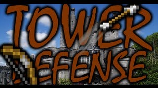 Minecraft Tower defense online